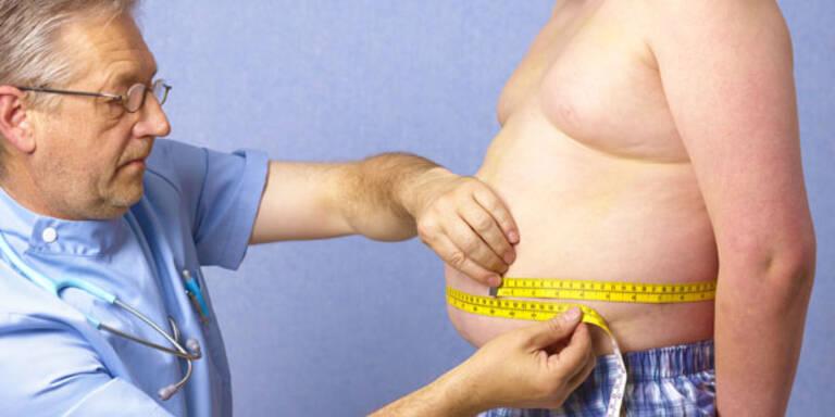 Immer mehr übergewichtige Kinder