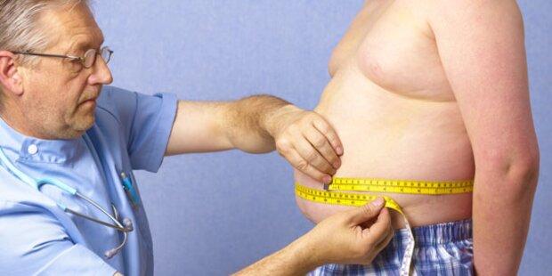 20 Prozent der Wiener Kids übergewichtig