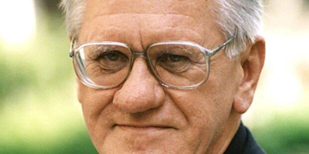 Ex-Minister Heinrich Übleis gestorben