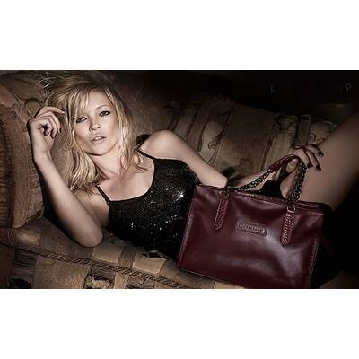 'Kate Moss for Longchamp'-Kollektion