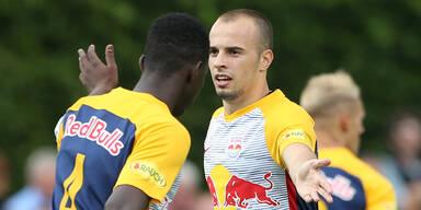 Bullen holen bosnischen Teamspieler