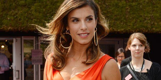 Opernball: Luxus-Menü für Elisabetta Canalis