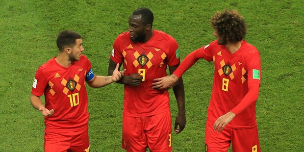Fünf Belgien-Stars nicht im Training