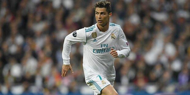 Sensation perfekt! Ronaldo geht zu Juve