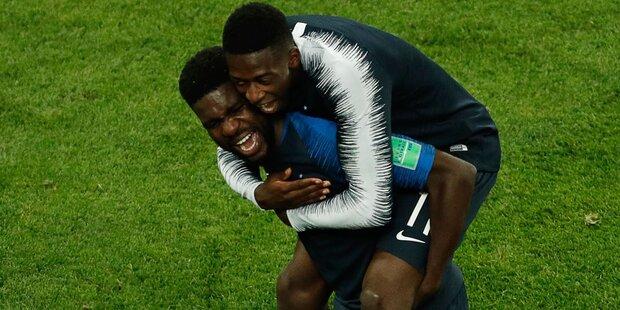 Das sagen die Franzosen zum Final-Coup