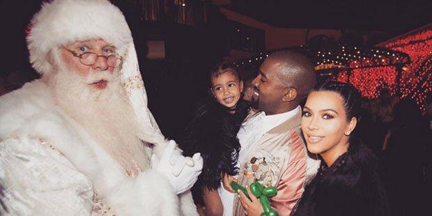 Kim Kardashian: 150 Geschenke von Kanye