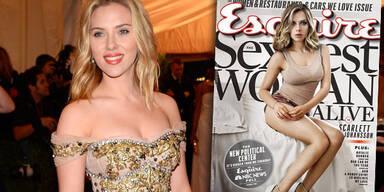 """Sexiest Woman Alive"" leidet unter Eifersucht"