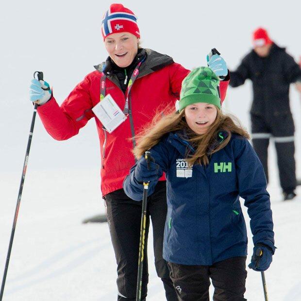 norwegen royals