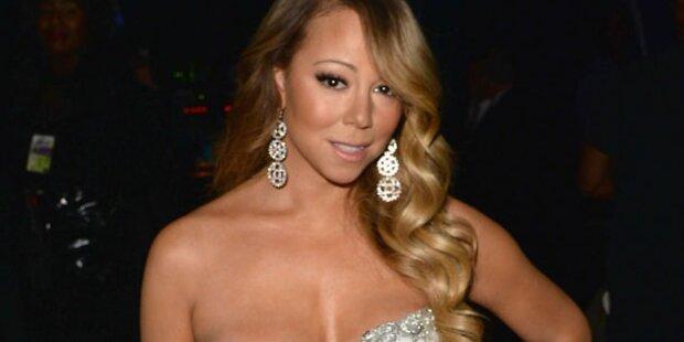 Diva Mariah Carey: Verzweifelt auf Facebook
