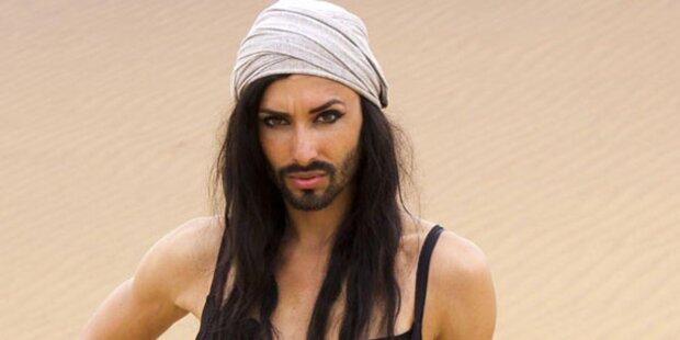 Conchita: Finale in der Wüste