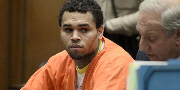 Chris Brown aus Gefängnis entlassen