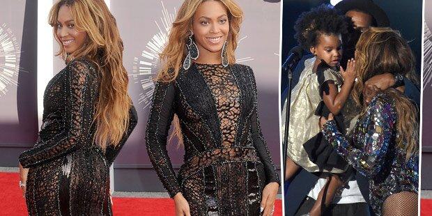 Beyoncé: Ohne Höschen bei VMAs