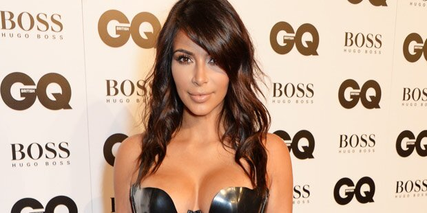 GQ Woman of the Year Kim superzickig