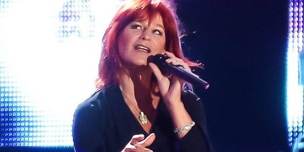 Andrea Berg rockte Wachau