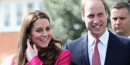 So feierte Kate ihren Hochzeitstag