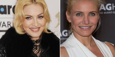 Madonna, Cameron Diaz