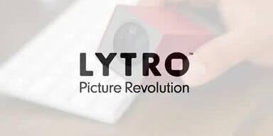 Lytro-Kamera startet jetzt in Österreich