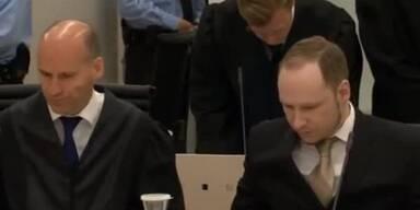 Gedenkfeier für die Opfer von Breivik