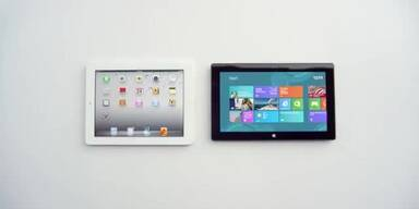 Neuer Anti-iPad-Spot von Microsoft