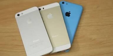 iPhone 5S & 5C - Apple sucht Verräter