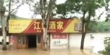 Schwerste Hochwasser seit 50 Jahren