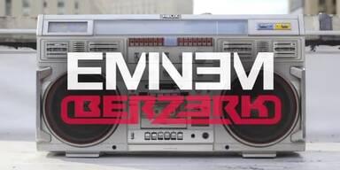 """Eminem rockt mit """"Bezerk"""" die Charts"""