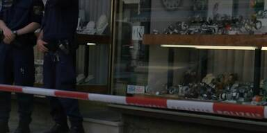 Überfall auf Juwelier: Räuber tot