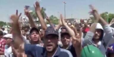 Ban Ki Moon verlangt Freilassung Mursis