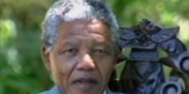 Nelson Mandela kämpft mit dem Tod