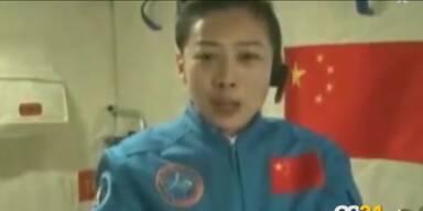 China: Unterricht aus dem Weltall
