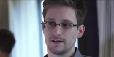 Edward Snowden erhält Weltbürger-Pass