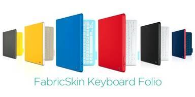 Logitech bringt iPad-Hülle mit Tastatur