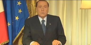 Berlusconi erhält vier Jahre Haft