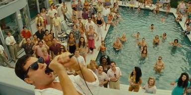 Neuer DiCaprio-Film: The Wolf of Wall Street