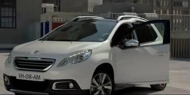 Der neue Peugeot 2008 Crossover