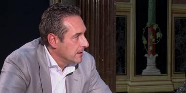 Interview Strache - Glawischnig Teil 1