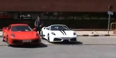 Riesiger Ferrari-Fälscherring aufgeflogen