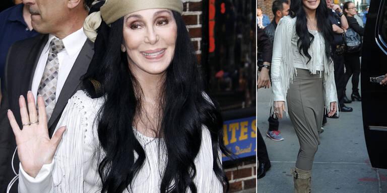 Cher als bizarre Piratenbraut