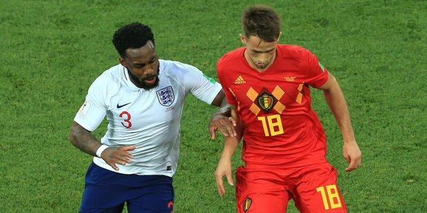 Belgien holt sich mit 1:0 Gruppensieg