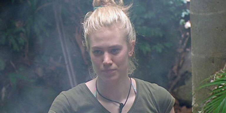 Dschungel-Voting: Larissa am Weg zur Krone