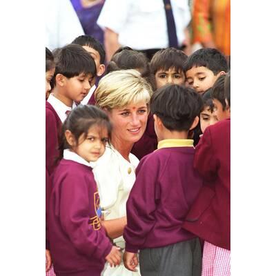 Kate & Diana im Vergleich