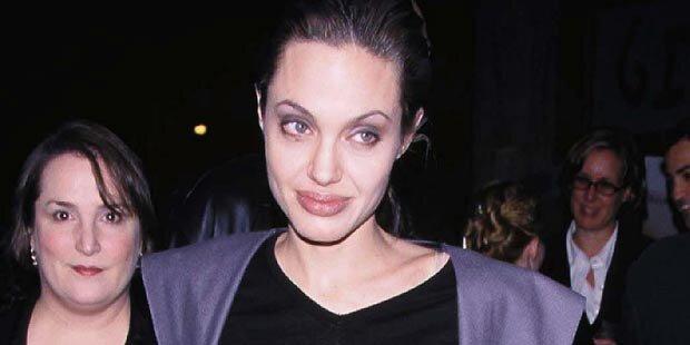 Jolie gab Interview im Drogenrausch