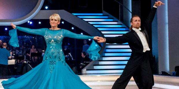 Dancing Stars: Bischoff flog aus der Show