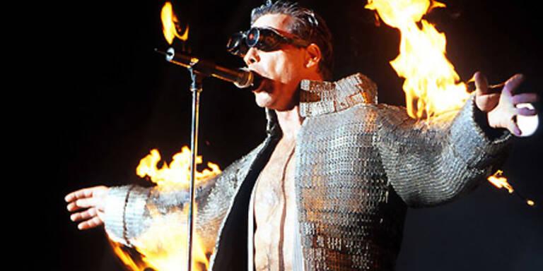 Rammstein kommen am 21. November 2009 in die Wiener Stadthalle!