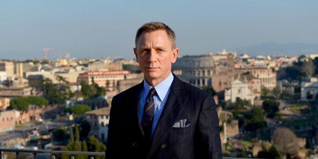 Erster Trailer zu Bond-Film