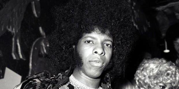 Funk-Legende Sly Stone lebt auf der Straße