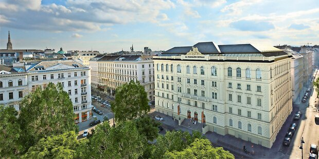 Wohnungen am Börseplatz und in der Goethegasse
