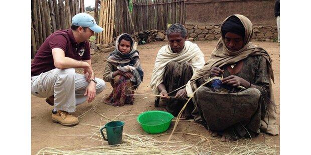 Armut bekämpfen, Frieden fördern, Umwelt schützen