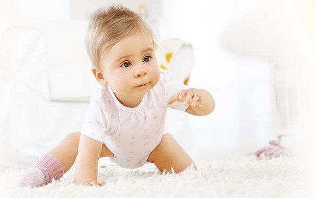 Ab wann ist Kuhmilch für Babys geeignet?