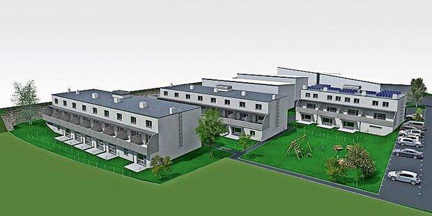 Wohnhausanlage in Loosdorf